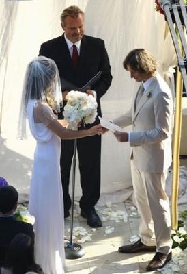 Свадьба Миллы Йовович