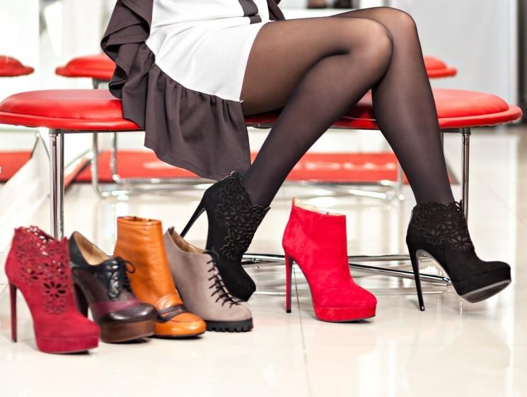 Сколько пар обуви нужно женщине для счастья?