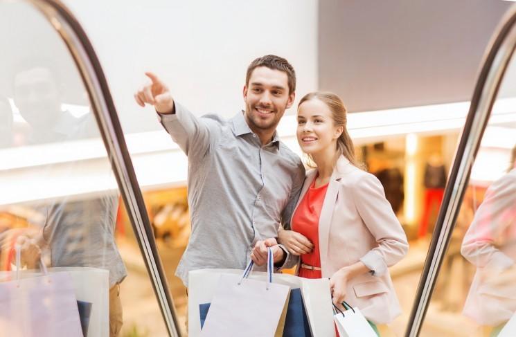 Как выжить в торговом центре: руководство для мужчин