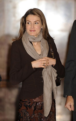 Принцесса Испании - Летиция