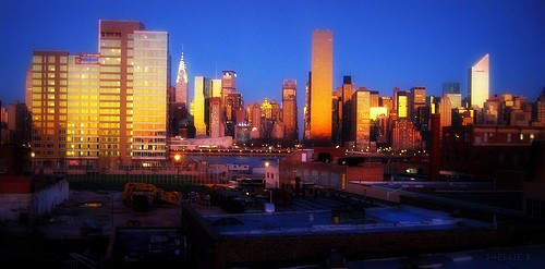 Нью-Йорк недвижимость
