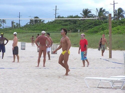 пляж Холовер