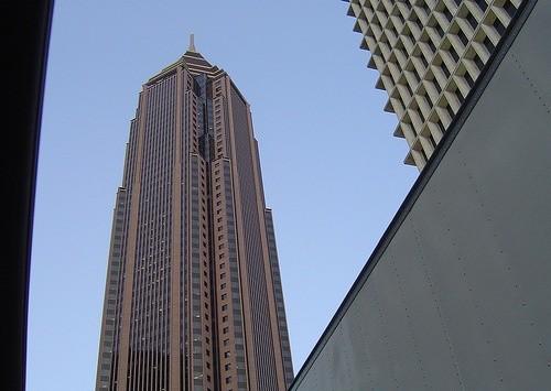 атланта банк америки