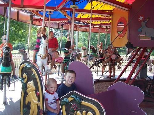 детский парк Мемфис