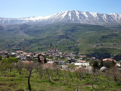 Долина Кадиша, Ливан