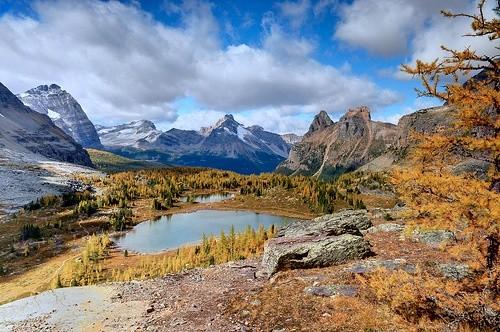 озеро Охара Канада