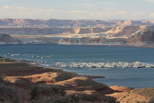 озеро Пауэлл Аризона