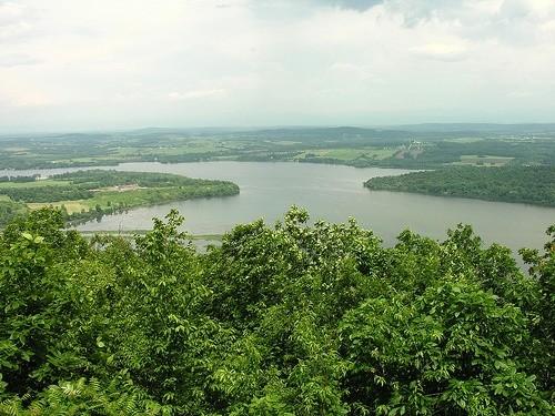 озеро Шамплейн Нью-Йорк