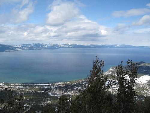 озеро Тахо Калифорния