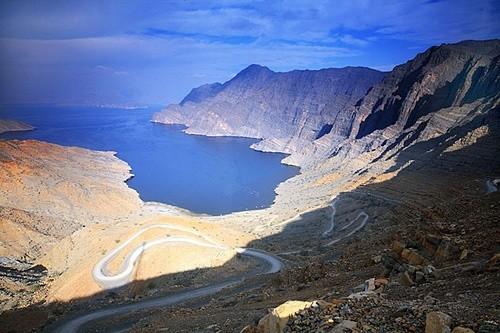 полуостров Мусандам