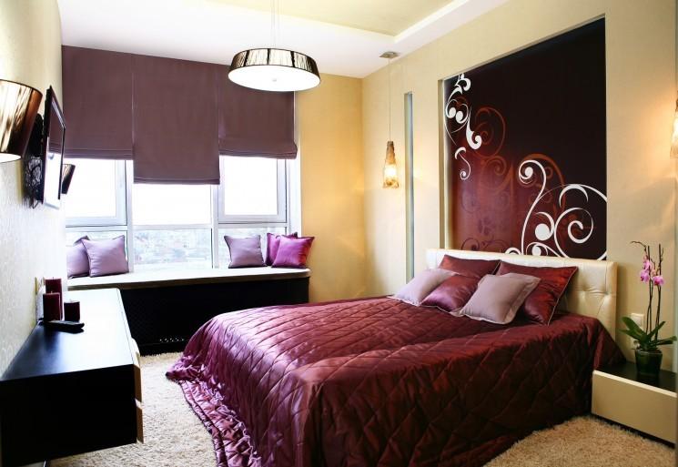 Как обустроить спальню по фэншуй?