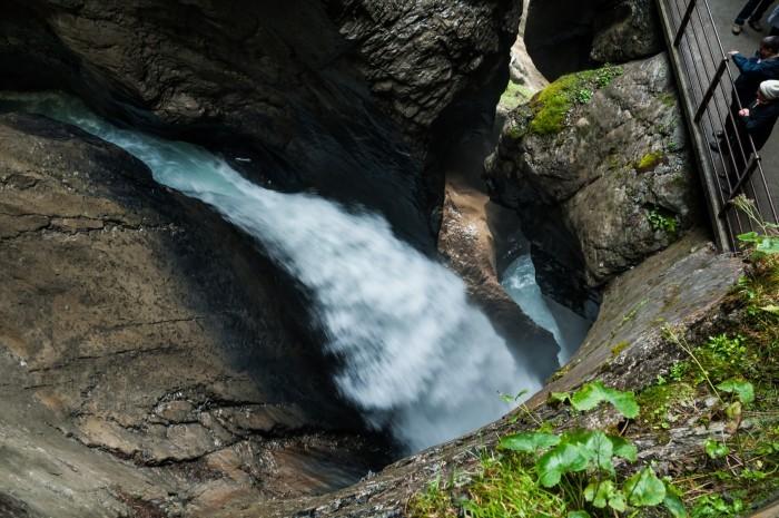 Труммельбахские водопады (Швейцария)