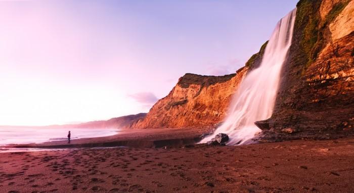 Водопад Аламере