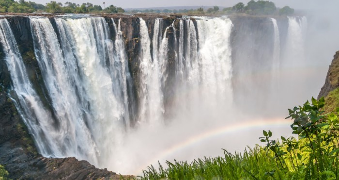 Водопад Виктория (Зимбабве)