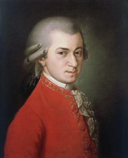 Вольфган Амадей Моцарт