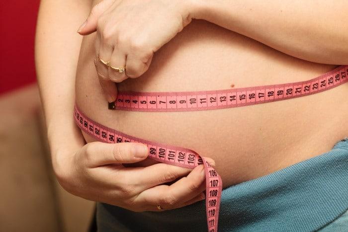Чрезмерный набор веса при беременности