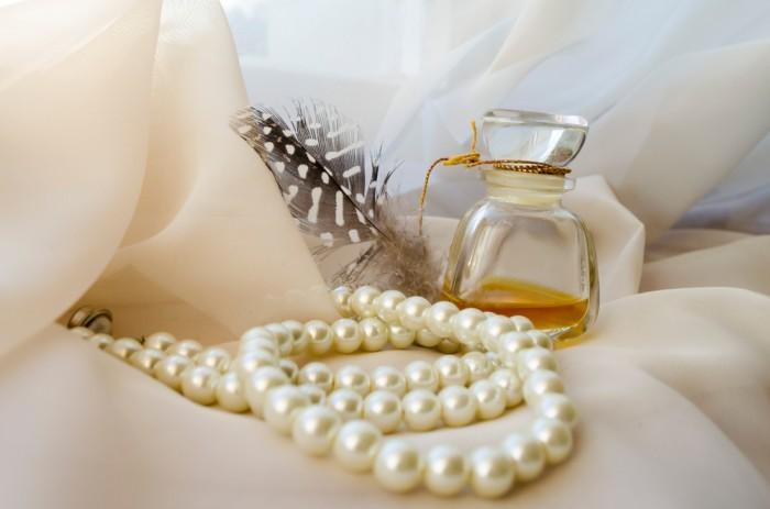 Усиление природных запахов парфюмерией