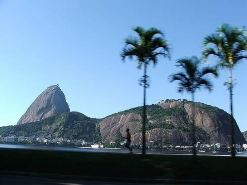 гора Сахарная Голова в Рио-де Жанейро