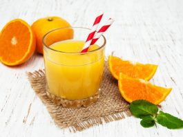 Апельсин - фрукт с полезными свойствами