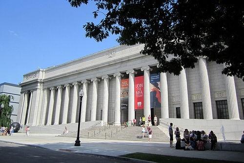 музей искусств Бостона