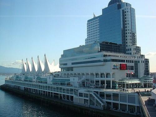 Дворец Канады, Ванкувер