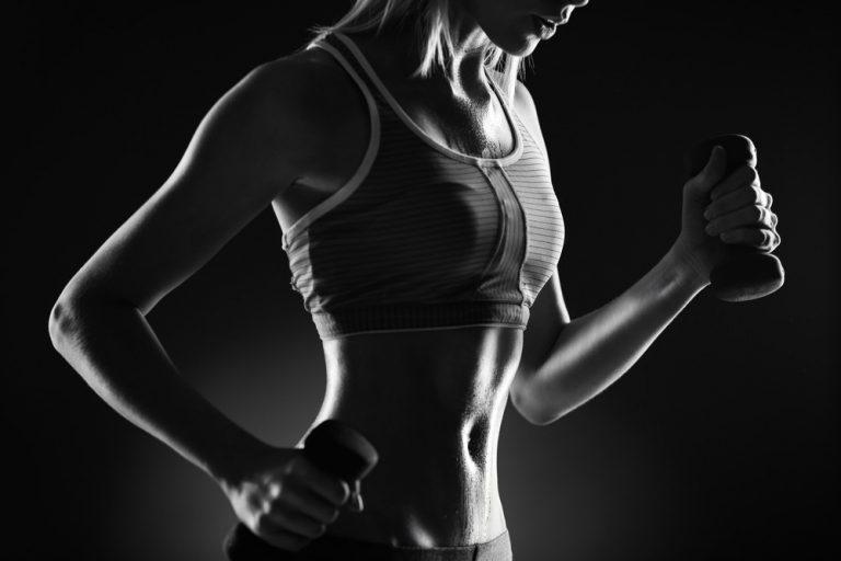 Почему женщине необходимы регулярные физические нагрузки