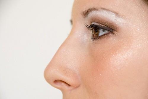 лицо макияж