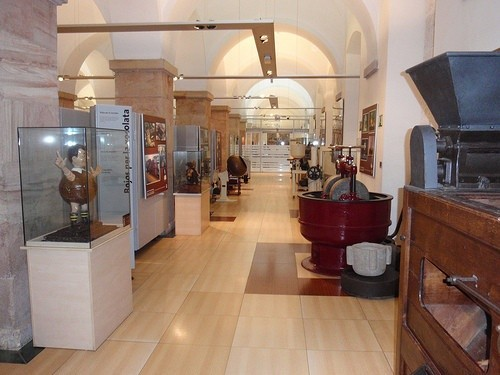 музей шоколада Барселона