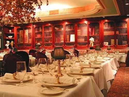 ресторан Жар-птица Нью-Йорк