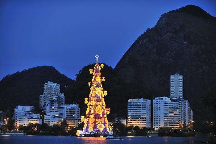 Рождество вБразилии