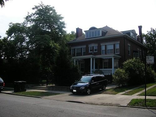 Дом Барака Обамы в Чикаго