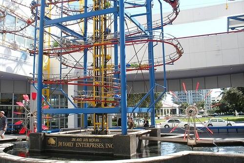 Музей открытий и науки, Флорида