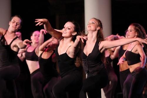 Танцевальный колектив