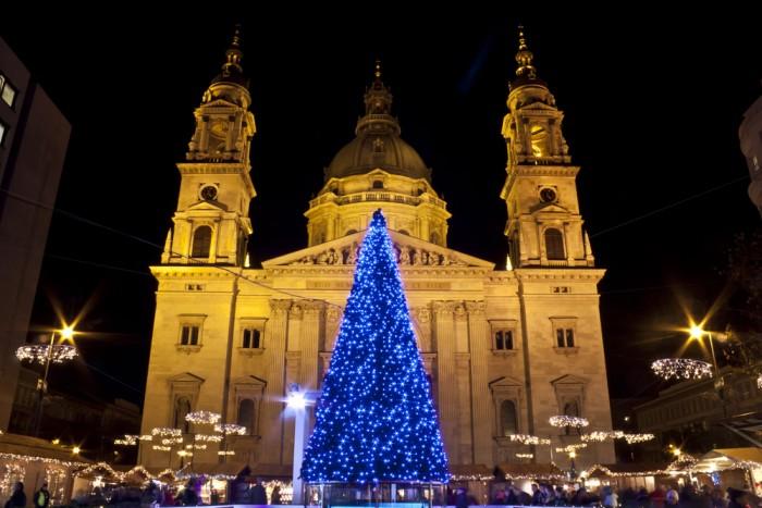 Рождество в Венгрии