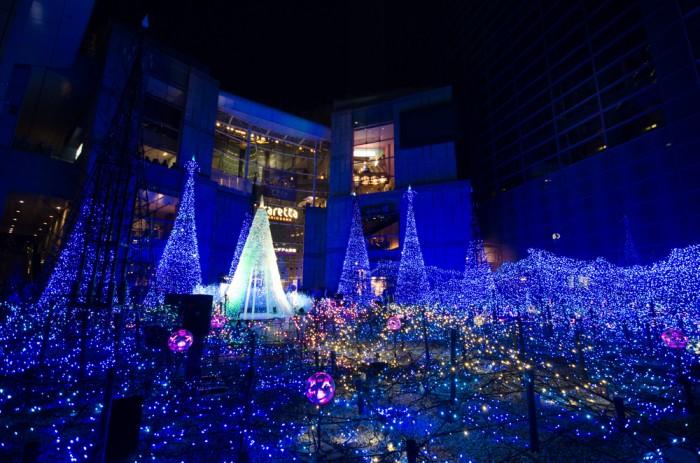 Рождество в Японии