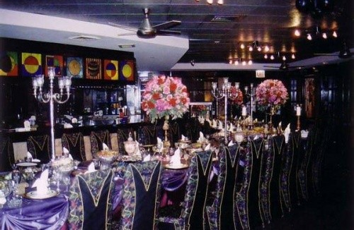 ресторан LaMirage в Чикаго