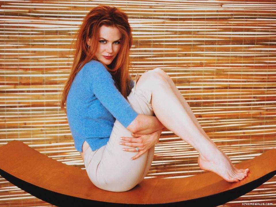 Nicole Mary Kidman yoga