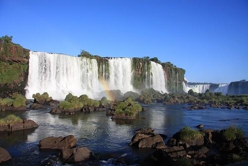 Водопад в Игуасу