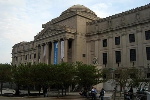 Музей искусства в Бруклине