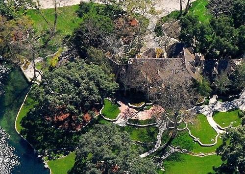 Особняк Майкла Джексона в Калифорнии