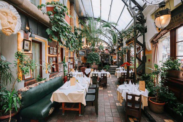 Первак ресторан 12 лучших ресторанов в центре Киева 2