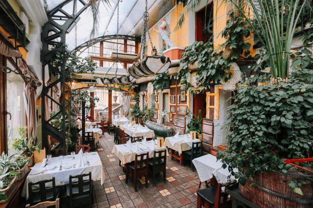 Первак ресторан 12 лучших ресторанов в центре Киева 3
