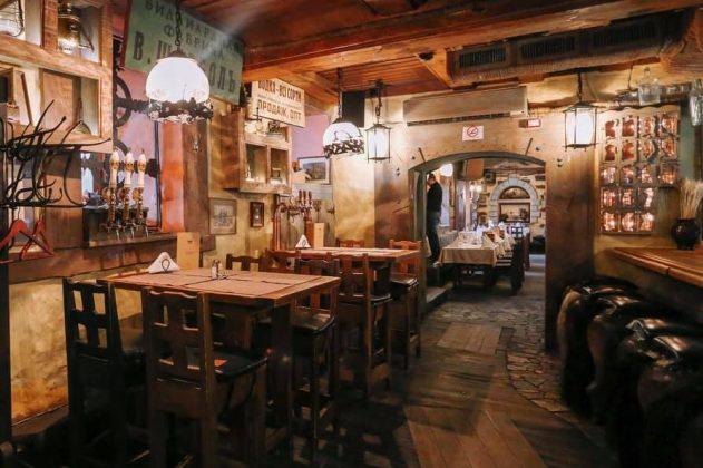 Первак ресторан 12 лучших ресторанов в центре Киева 4