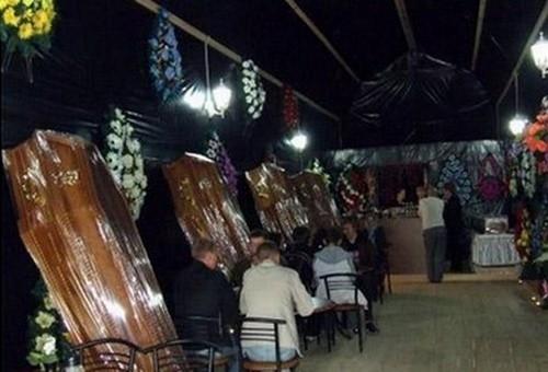 Ресторан Вечность Украина