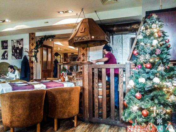 РесторанЧачапури 10 лучших ресторанов в центре Киева