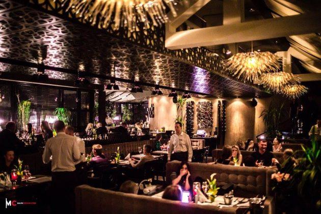 Ресторан Конкорд 12 лучших ресторанов в центре Киева 2