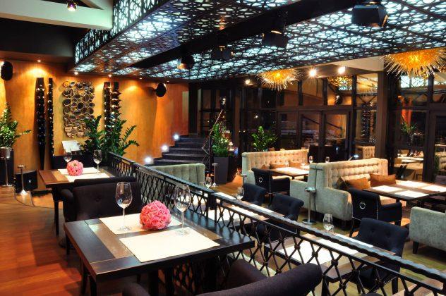 Ресторан Конкорд 12 лучших ресторанов в центре Киева 3