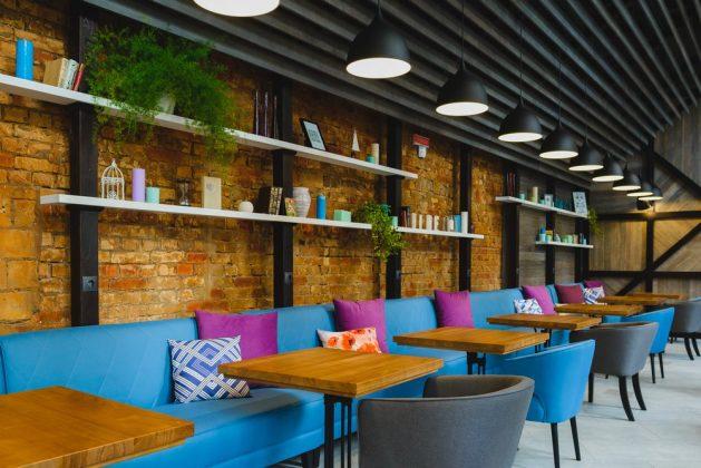 РесторанМоменти 10 лучших ресторанов в центре Киева 1