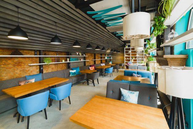 РесторанМоменти 10 лучших ресторанов в центре Киева 4