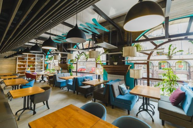 РесторанМоменти 10 лучших ресторанов в центре Киева 5